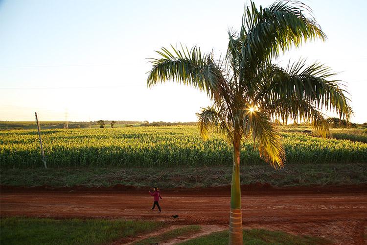 民宿小林 パラグアイ 宿