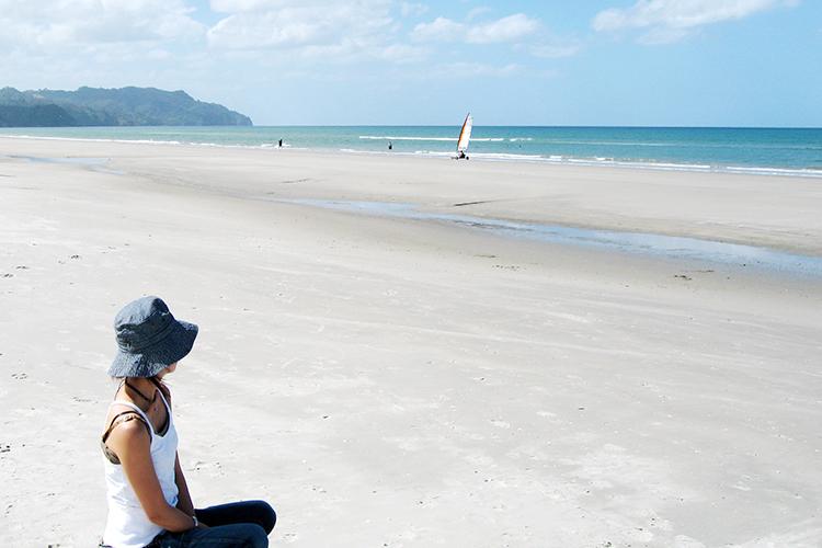 ワーキングホリデー ニュージーランド