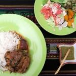 改!ほんとは美味しいボリビアご飯