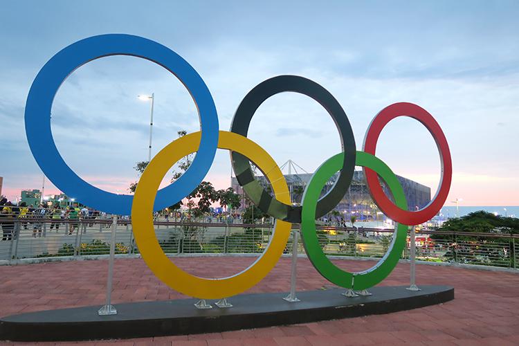オリンピックバーク 五輪 リオ