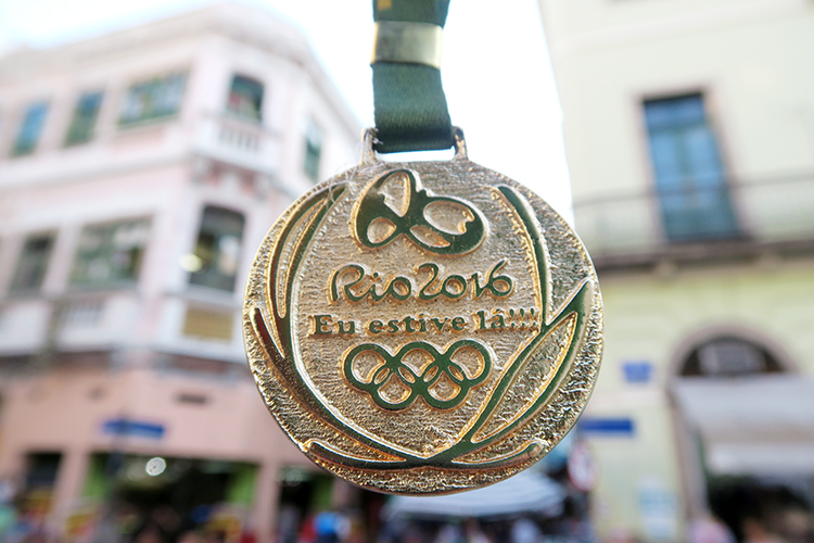 オリンピック リオ五輪 金メダル