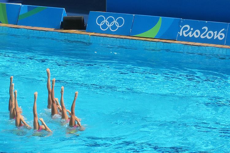 リオオリンピック 2016 五輪 シンクロナイズドスイミング 井村ジャパン マーメイドジャパン 銅メダル