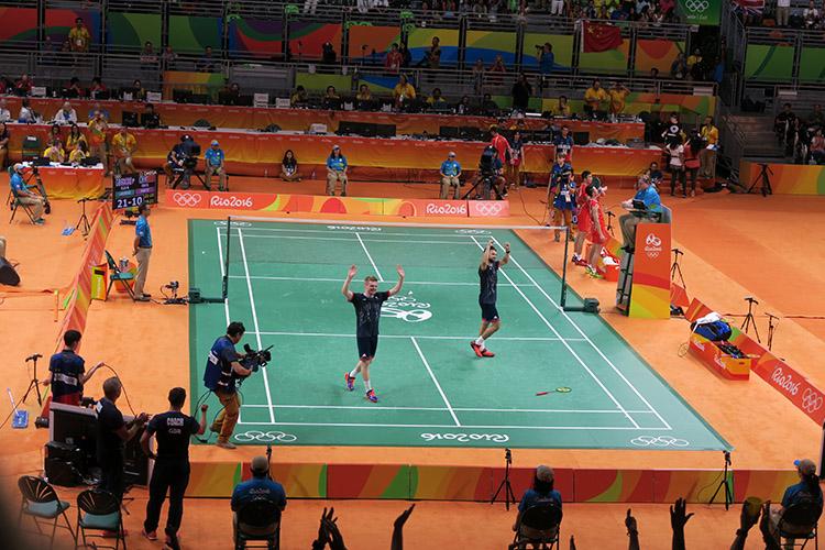 リオオリンピック 2016 五輪 バドミントン