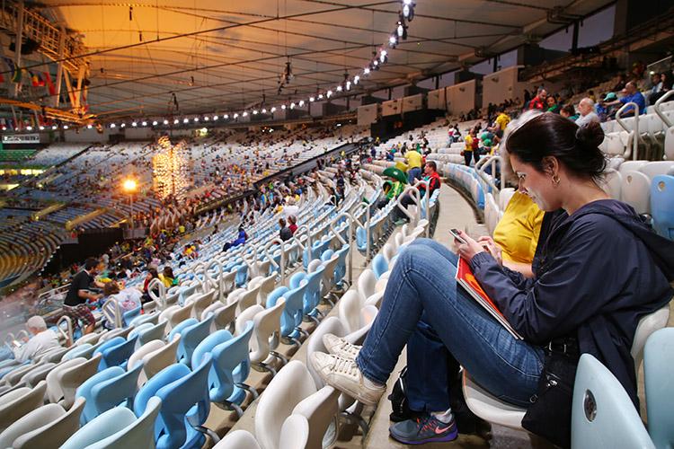 リオオリンピック 2016 五輪 閉会式 マラカナンスタジアム