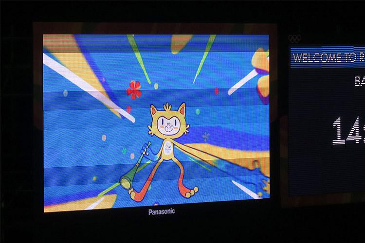 リオ オリンピック マスコットキャラクター ヴィニシウス
