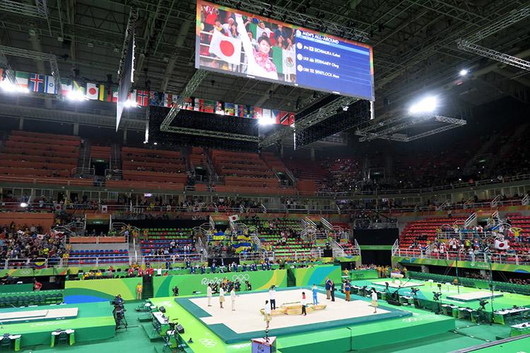 オリンピック 体操 内村航平 金メダル 現地観戦 優勝