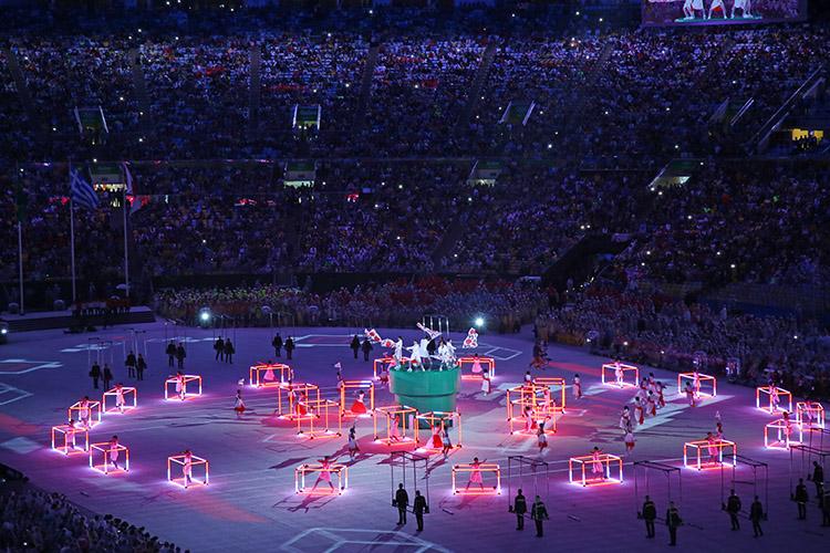 リオオリンピック 2016 閉会式 東京五輪 パフォーマンス