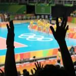 【リオ五輪2016】女子バレー観戦!日本vsブラジル