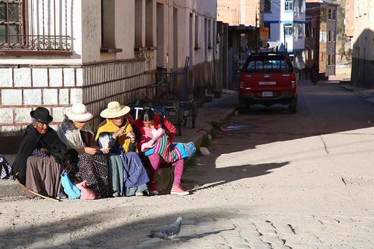 コパカバーナ ボリビア