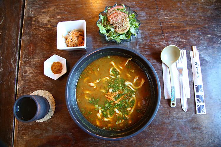 クスコ おすすめ 和食 日本食レストラン きんたろう