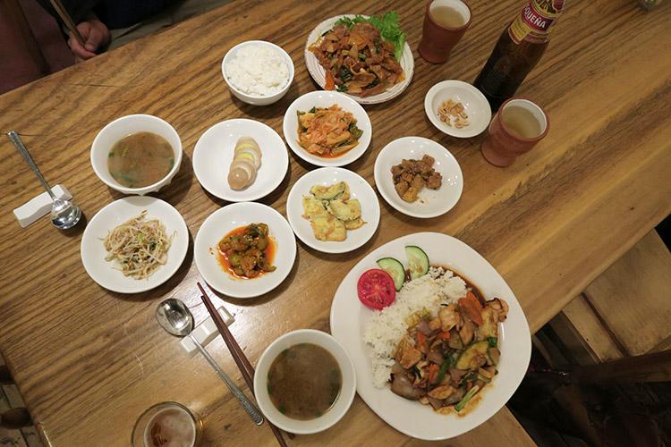 クスコ 韓国料理 レストラン おすすめ
