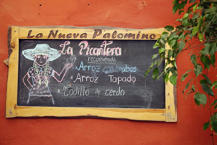 アレキパ ペルー料理 おすすめ レストラン ピカンテリア