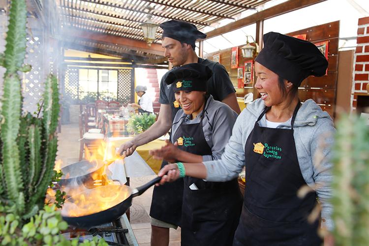 アレキパ ペルー料理 料理教室 クッキングクラス セビーチェ おすすめ