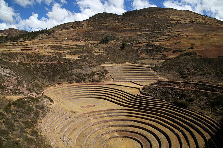 モライ クスコ ペルー