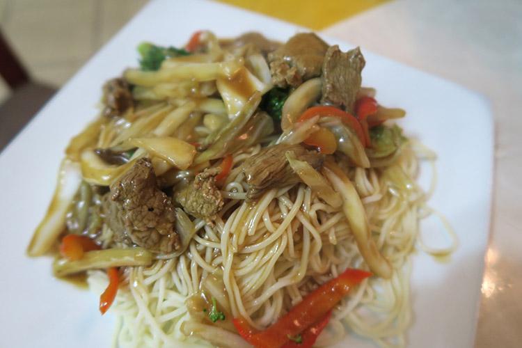 リマ 中華料理 中華レストラン