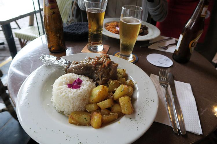ミラフローレス地区 レストラン おすすめ リマ