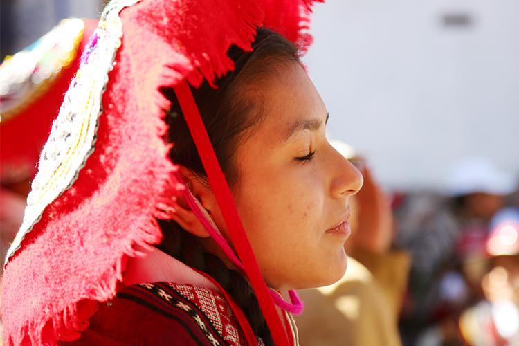 クスコ お祭 インティライミ ペルー