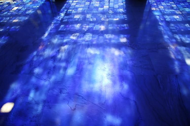 ブラジリア 青の教会 ドン・ボスコ教会
