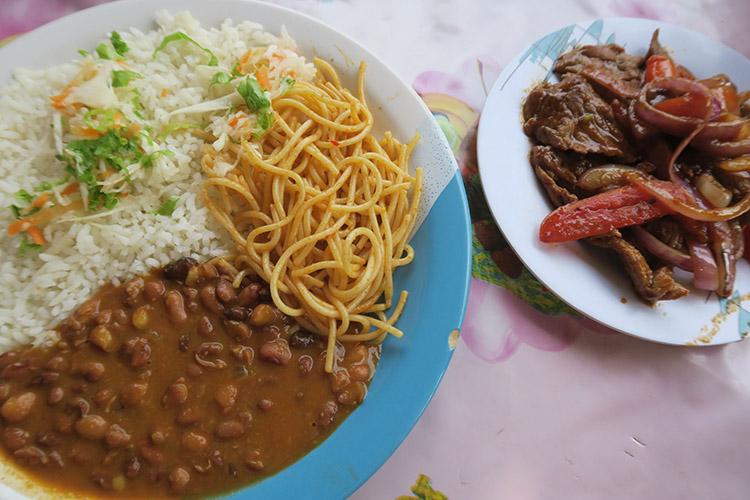 ブラジル 食事