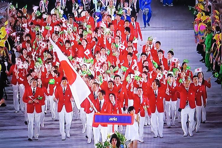 オリンピック 閉会式
