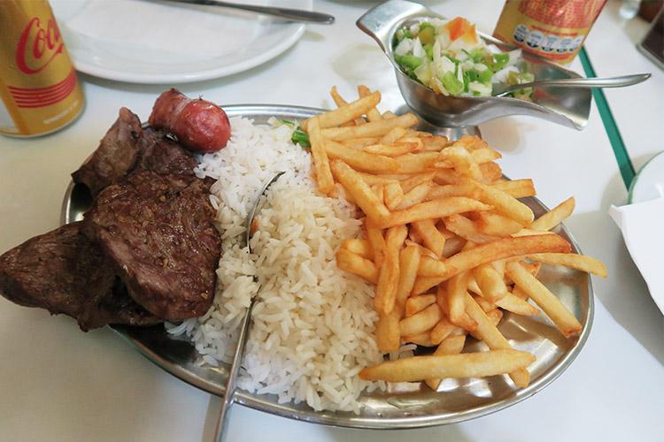 リオデジャネイロ ご飯 レストラン