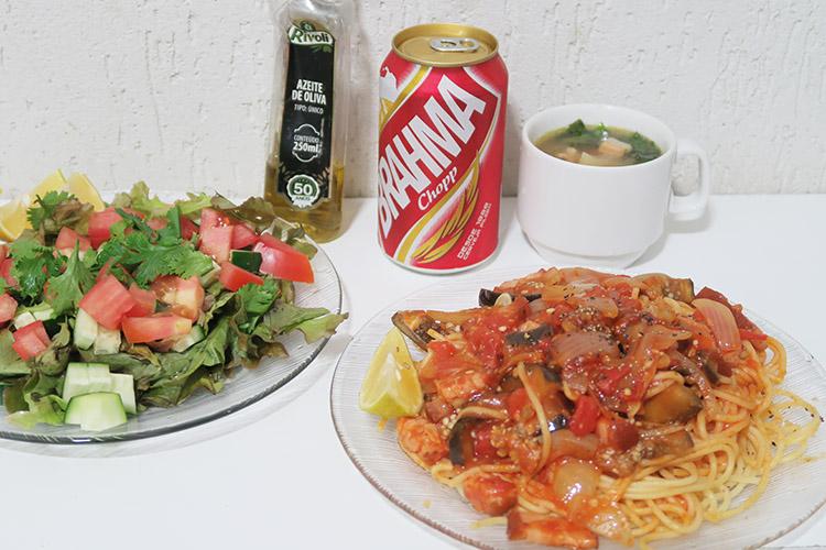 ブラジリア ご飯 自炊