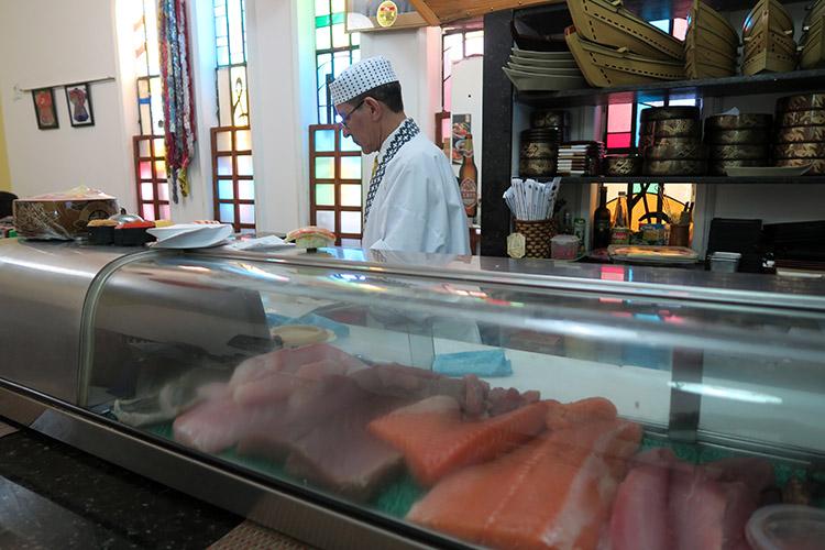 ベレン 日本食レストラン HAKATA