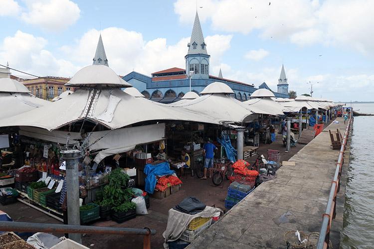 ベレン ヴェロペーゾ市場