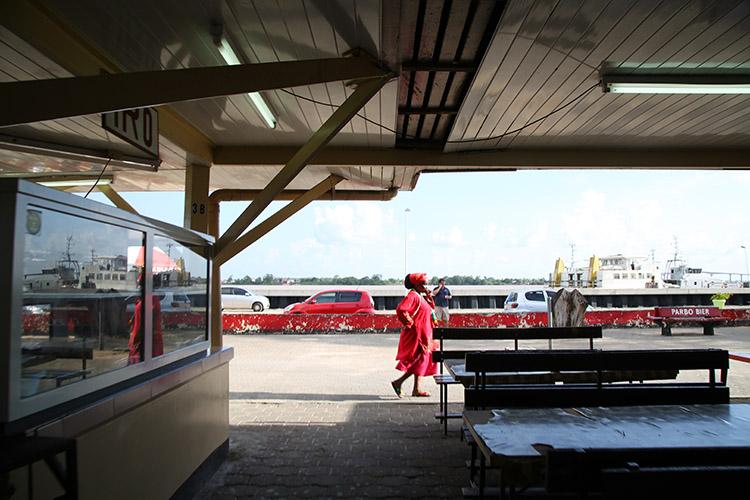 スリナム パラマリボ 観光14