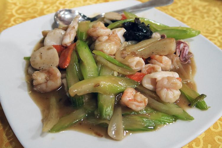 パラマリボ 人気 中華 レストラン