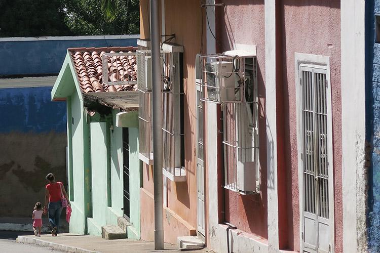 シウダー・ボリバル ベネズエラ