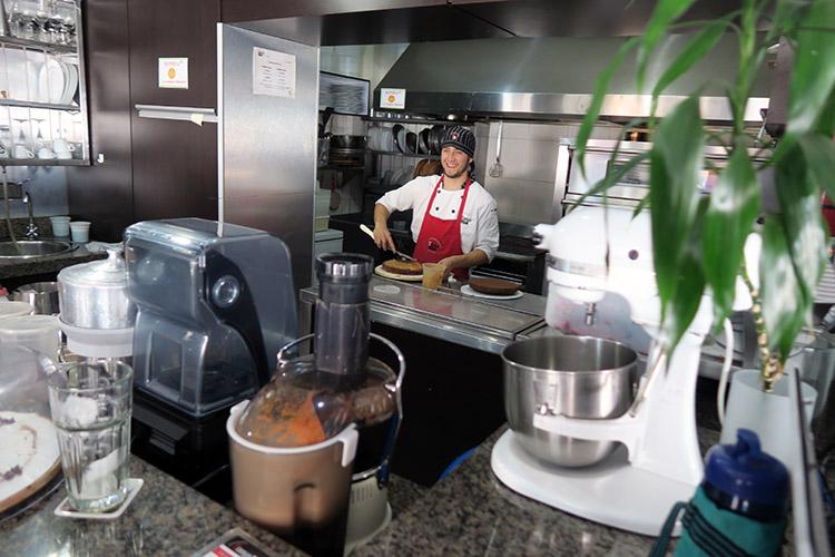 ベネズエラ メリダ おすすめ カフェ