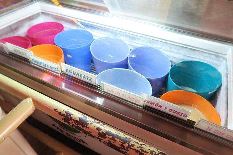 メリダ ギネス アイスクリーム 世界一