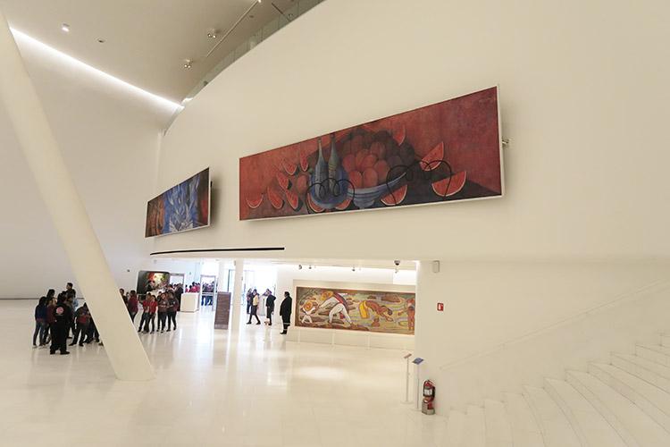 メキシコシティ ソウマヤ美術館