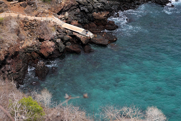 サンクリストバル島 ティヘレータスの丘