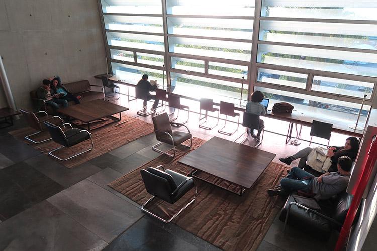 メキシコシティ 図書館