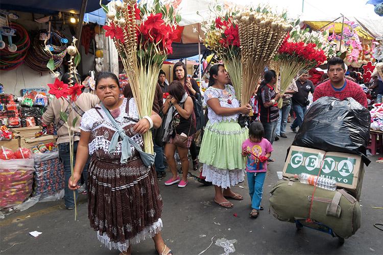 メキシコシティ 市場