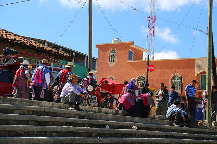 シナカンタン メキシコ 民族衣装