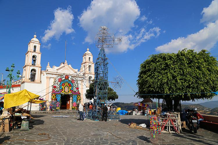 タスコ メキシコ おすすめ ミラドール グアタルペ寺院