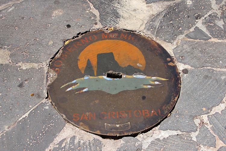 プエルト・バケリソ・モレノ サンクリストバル島