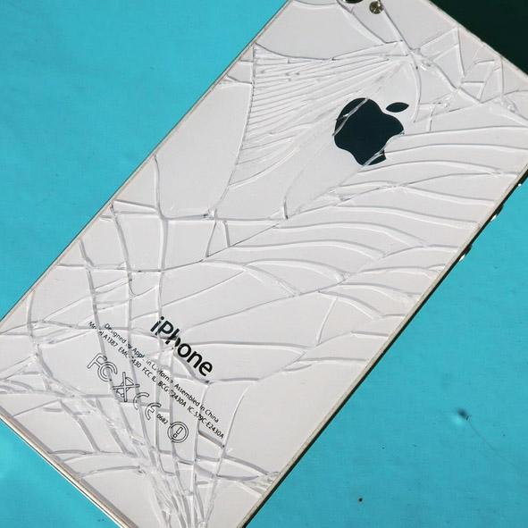 iphone4s ダメージ