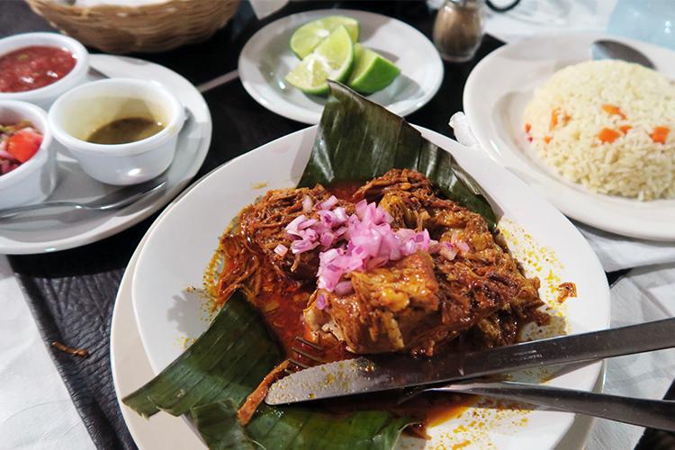 ユカタン料理 メキシコ料理 マヤ料理 バヤドリード