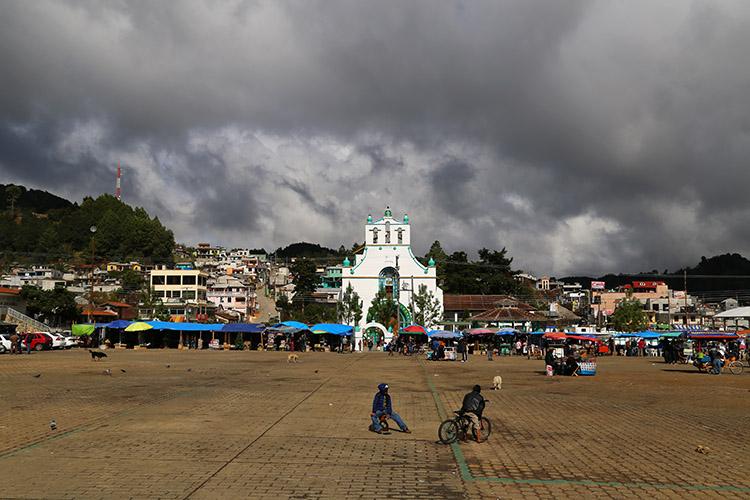 サンフアン・チャムラ 教会