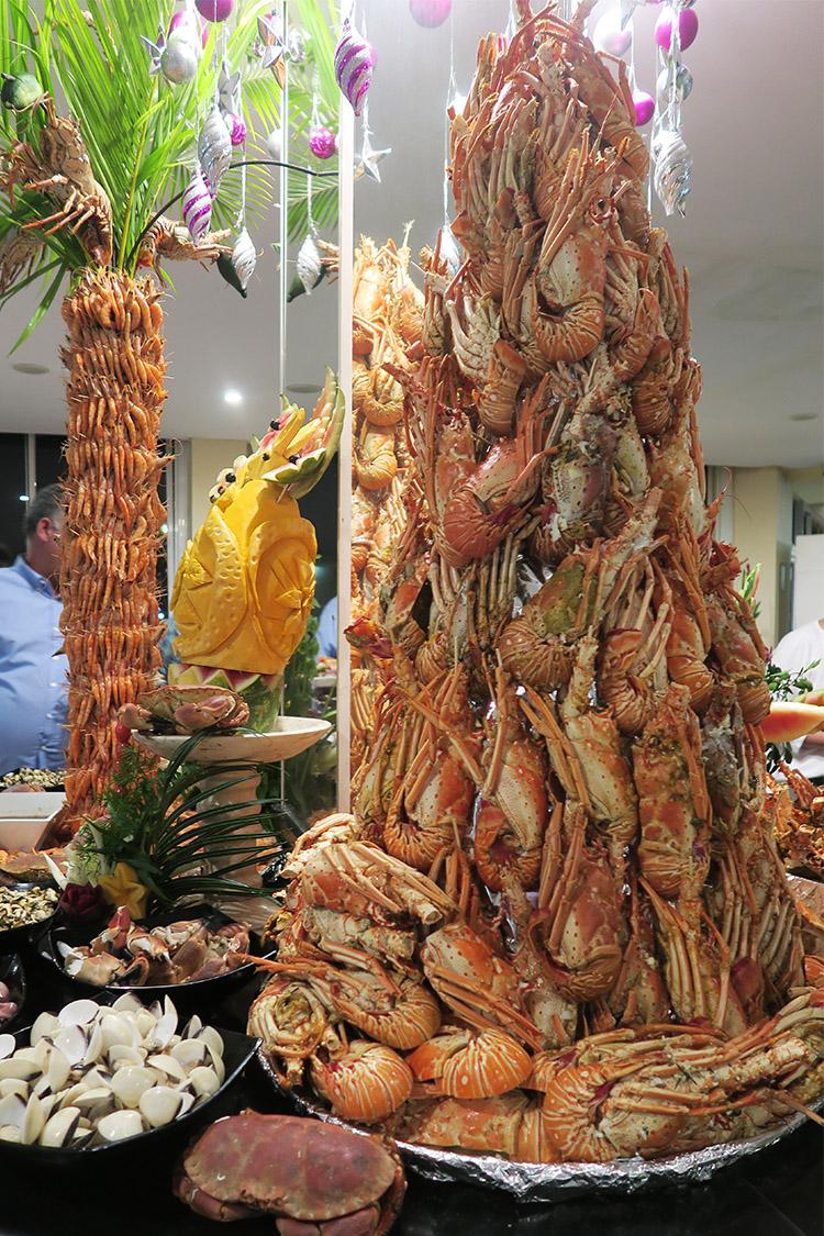 バラデロ キューバ ホテル 食事