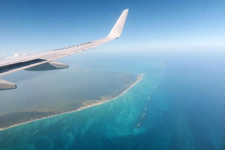 キューバ 飛行機 空港