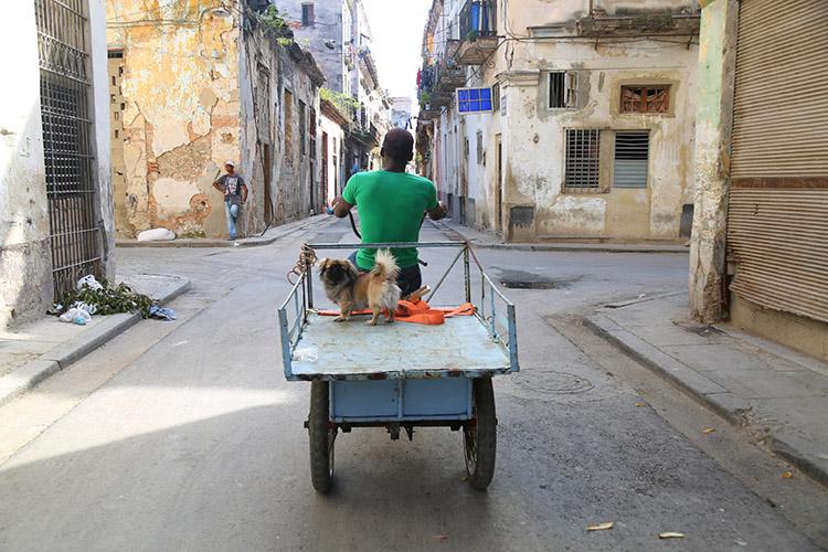 ハバナ 旧市街 キューバ