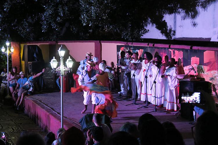 トリニダー キューバ サルサ カサデラムジカ