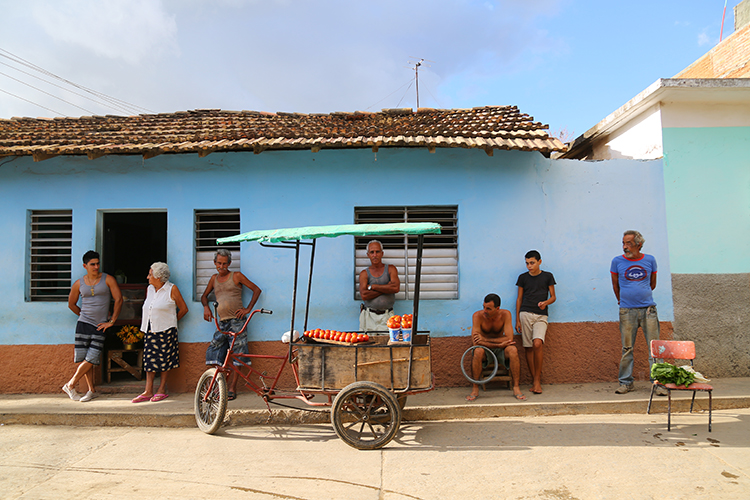 キューバ トリニダー