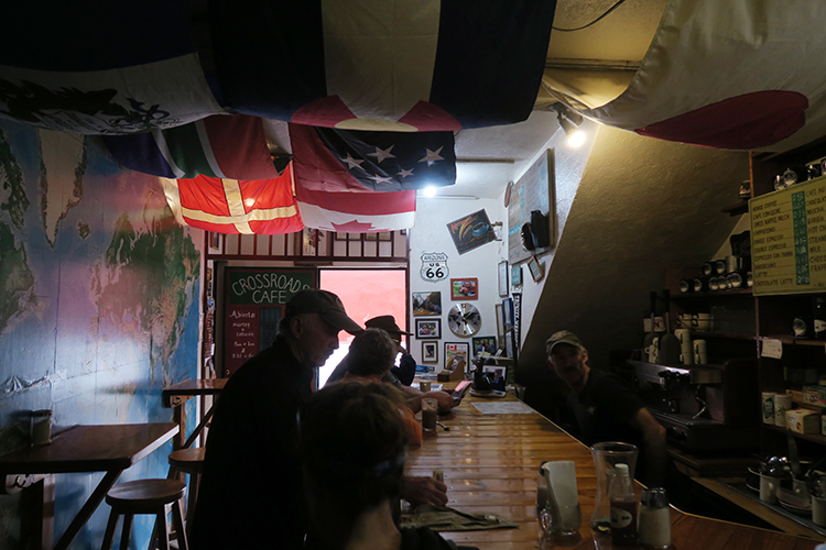 パナハッチェル クロスロードカフェ