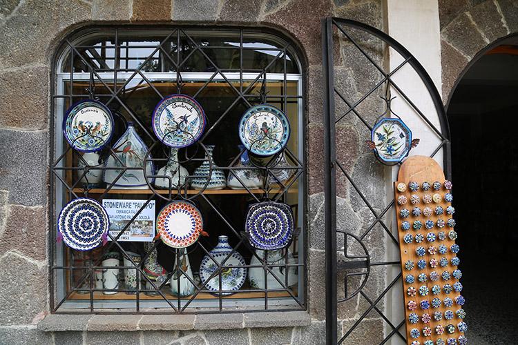 サン・アントニオ・パロポ 陶器